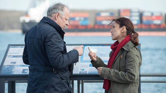 Video «Tatort – Borowski und das Meer» abspielen