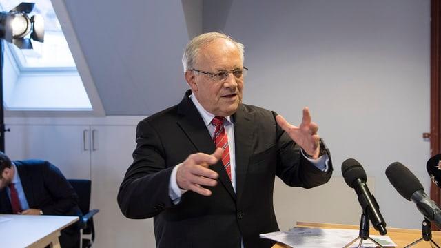 Cusseglier federal Johann Schneider-Ammann