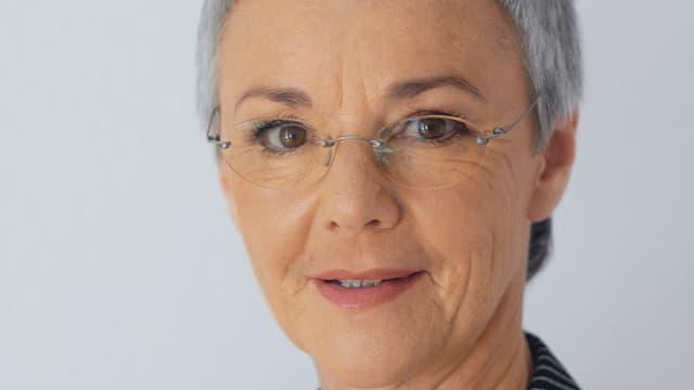 Portrait von Gabriele Krone-Schmalz