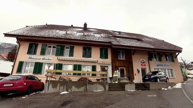 Video «Restaurant Hirschen in Günsberg (SO) - Tag 3» abspielen