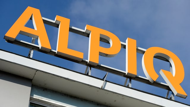 Logo dad Alpiq.