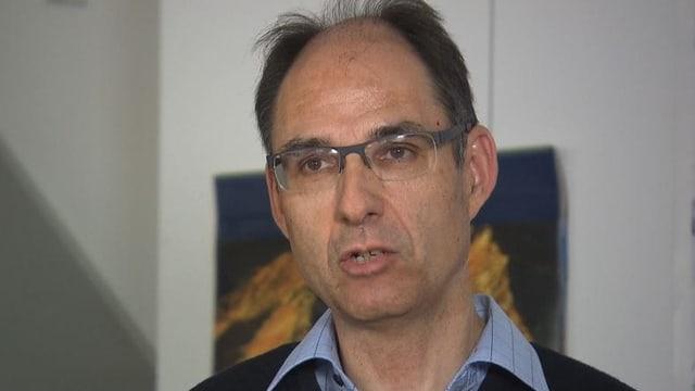 Prof. Dr. Michel Guillaume