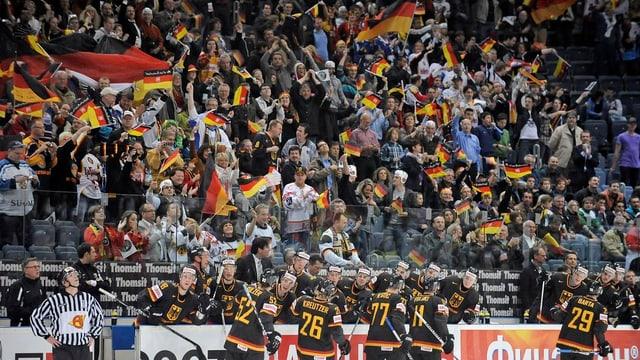 Die WM wird nach 2010 erneut in Deutschland ausgetragen - zusammen mit Frankreich