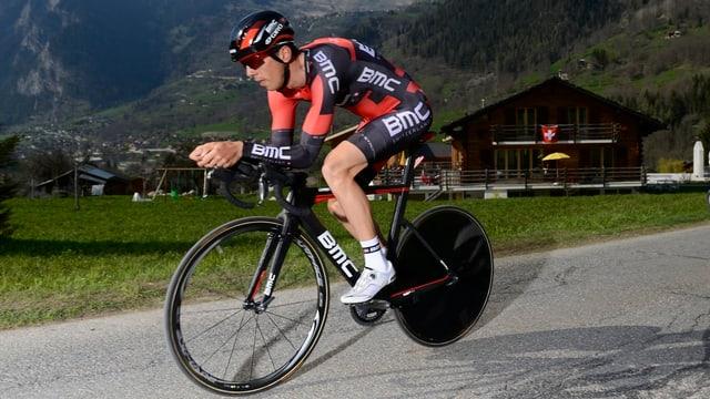 Steve Morabito bei der Tour de Romandie