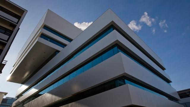 Gebäude Roche