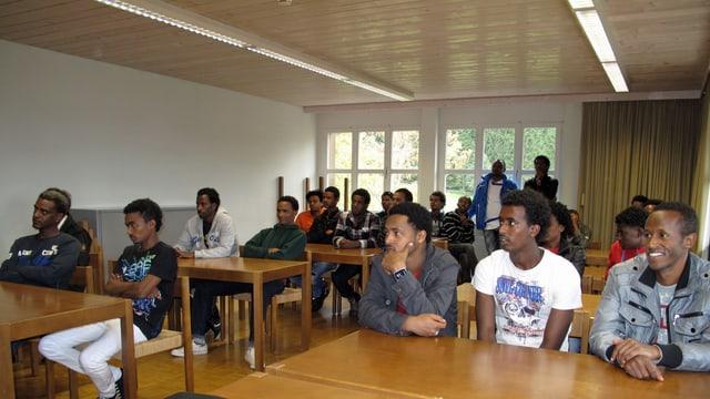 Asylsuchende aus Eritrea