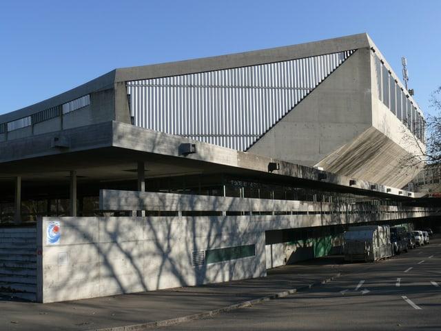 Noch ist die Halle nach dem heiligen Jakob benannt, bald soll sie zu Ehren des heiligen Rogers umbenannt werden.