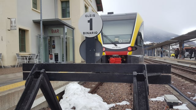 Staziun da Mals, Tirol dal Sid