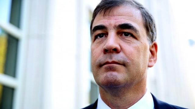 Der Kronzeuge im Fifa-Prozess: Alejandro Burzaco.