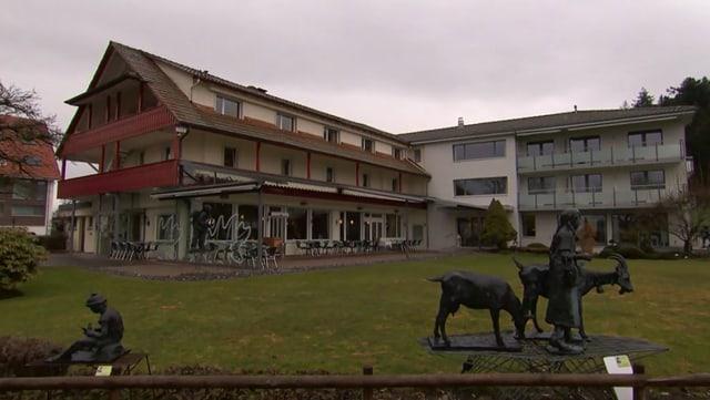 Video «Kanton Aargau – Tag 5 – Restaurant Eichberg, Seengen» abspielen