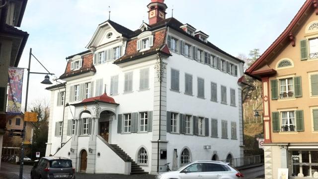 Rathaus von Sarnen