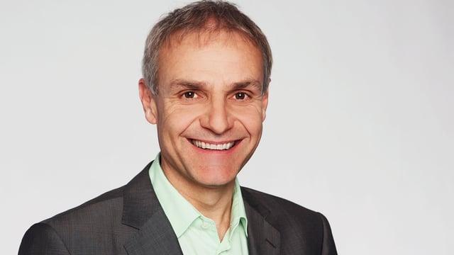 SRF-Kommentator Michael Stäuble.