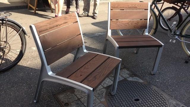 Beide Stühle