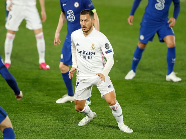 Eden Hazard.