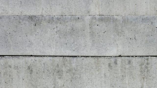 Ein Kubikmeter Beton (auf Kies basierend) kostet zwischen 90 und 130 Franken je nach Länge des Transportweges und Anbieterdichte.