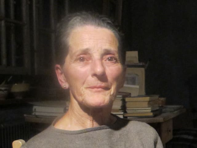 Franziska Gehr im Porträt.