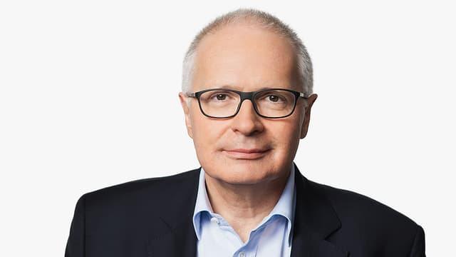 Ruedi Matter, Direktor Schweizer Radio und Fernsehen