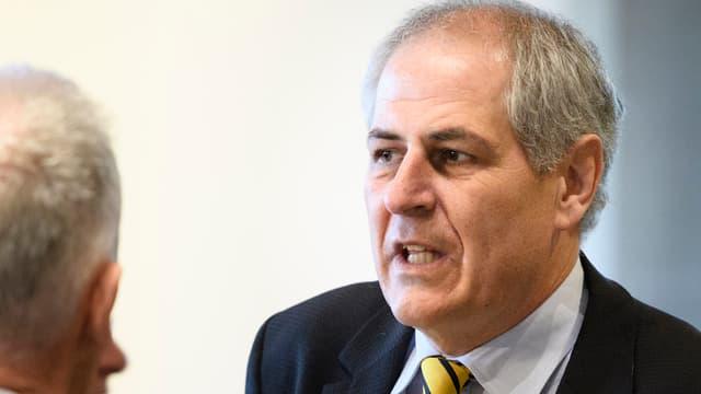Martinelli gibt Parteileitung ab