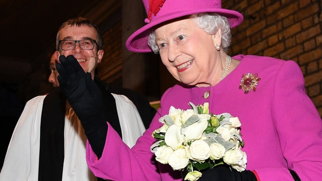 Queen – Oberhaupt der «Church of England»