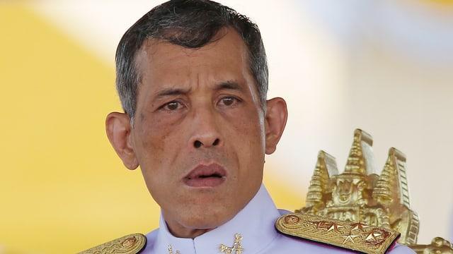 Kronprinz Vajiralongkorn.