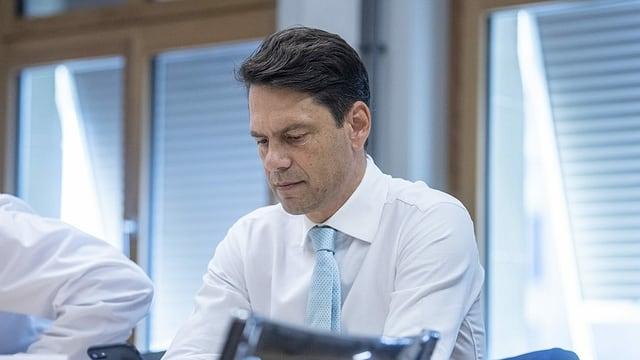 Stefan Brupbacher - directur da Swissmem