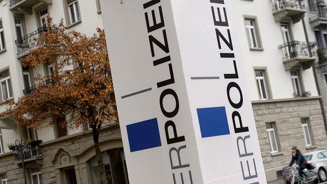 Gebäude der Luzerner Polizei
