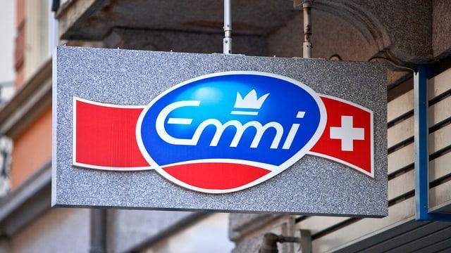 Purtret dal logo dad Emmi.
