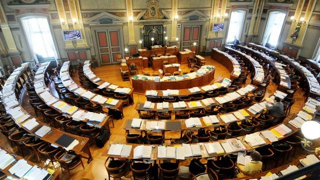 Kantonsratssaal von St.Gallen
