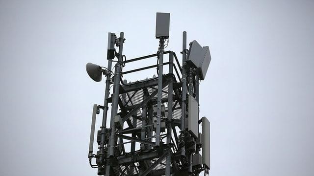 Bald ein 5G-Netz in der Schweiz?