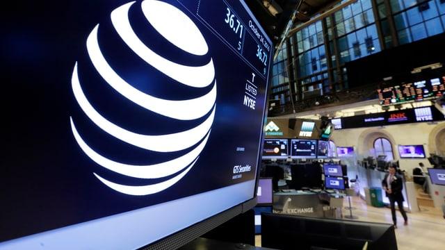 Grossübernahmen haben wieder Hochkunjunktur. Jüngste Beispiel machen AT&T und  Time Warner.