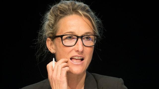 Susanne Hochuli, Aargauer Regierungsrätin