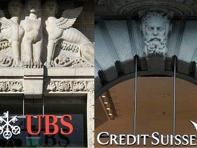 UBS und Credit Suisse