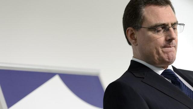 President da la SNB: Thomas Jordan.
