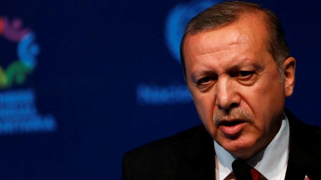 Der türkische Präsident Recep Tayyip Erdogan.