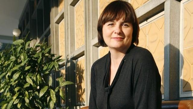 Die Zürcher Uni-Professorin Alexandra Trkola
