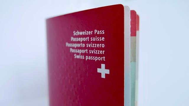 passaport svizzer