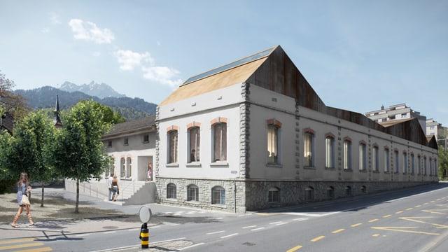Musik- und Kulturzentrum Schappe-Süd.