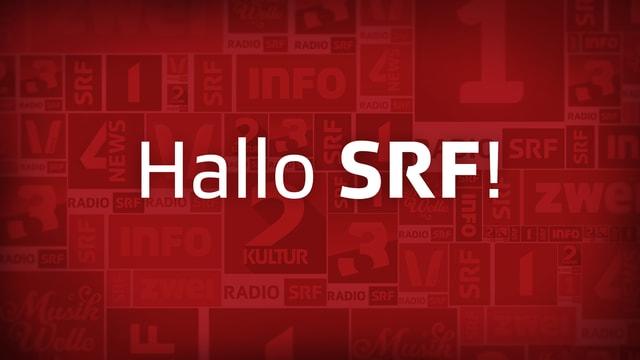 Logo der Publikumswoche Hallo SRF