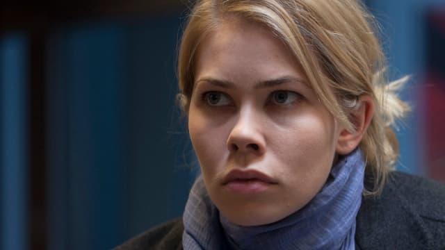 Katrine Fønsmark gespielt von Birgitte Hjort Sørensen