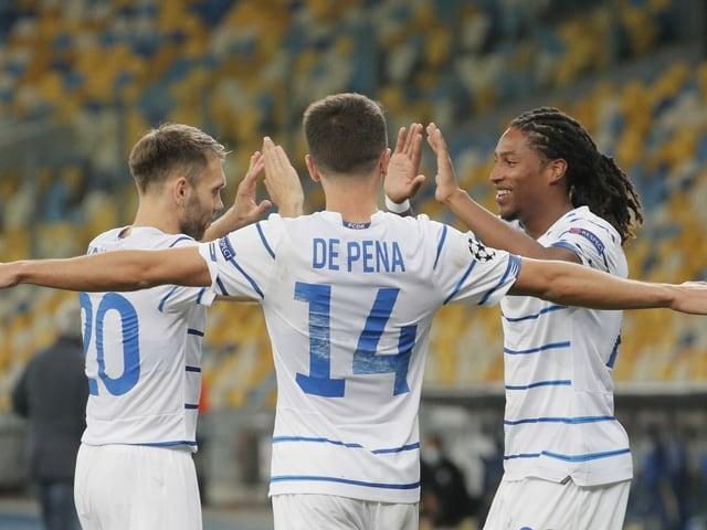 Die Ukrainer dürfen in der Champions League ran.