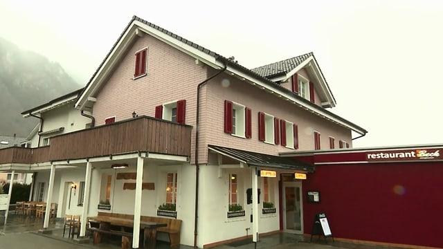 Video «Restaurant Beck in Attinghausen (UR) - Tag 4» abspielen