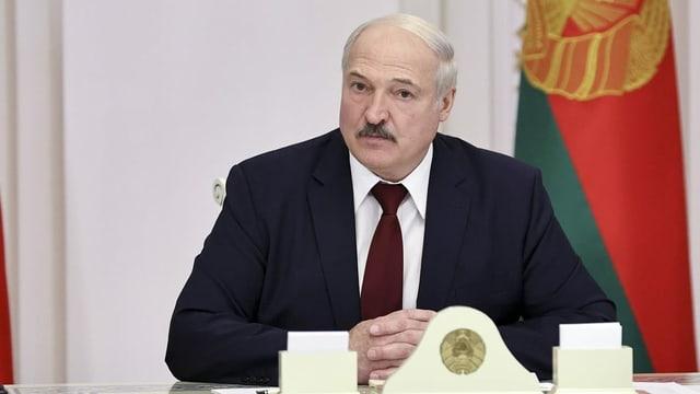Lukaschenko entlässt Innenminister
