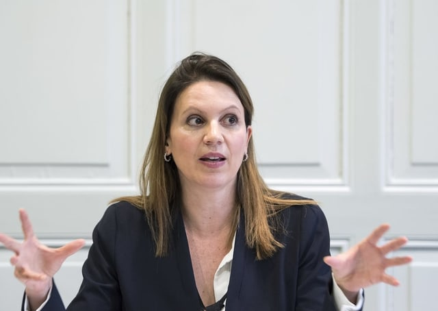 Chantal Galladé.