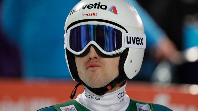 Simon Ammann.