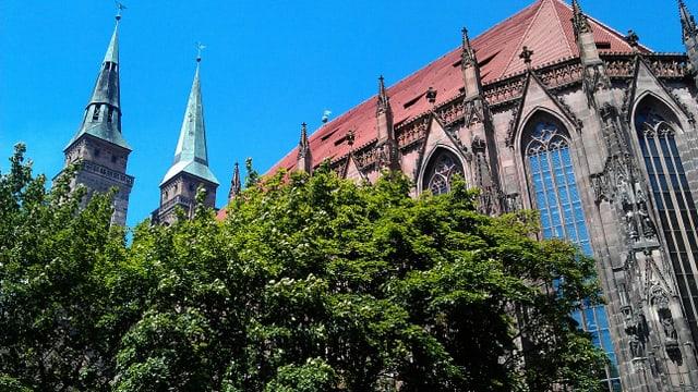 Evangelischer Gottesdienst aus St. Sebald in Nürnberg / D