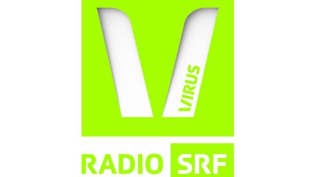 Das Logo von Radio SRF Virus