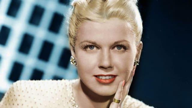 Doris Day Hochglanzfoto