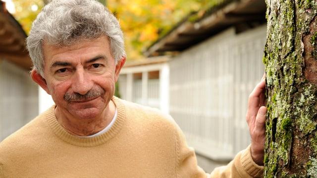 Der Berner Autor Christoph Geiser wird vom Kanton Bern ausgezeichnet.