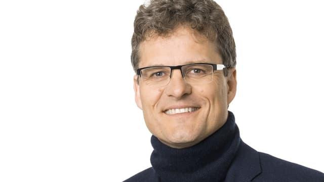 Thomas Brönnimann im Porträt.