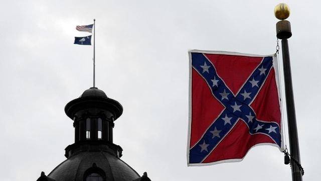 la bandiera dals confederads